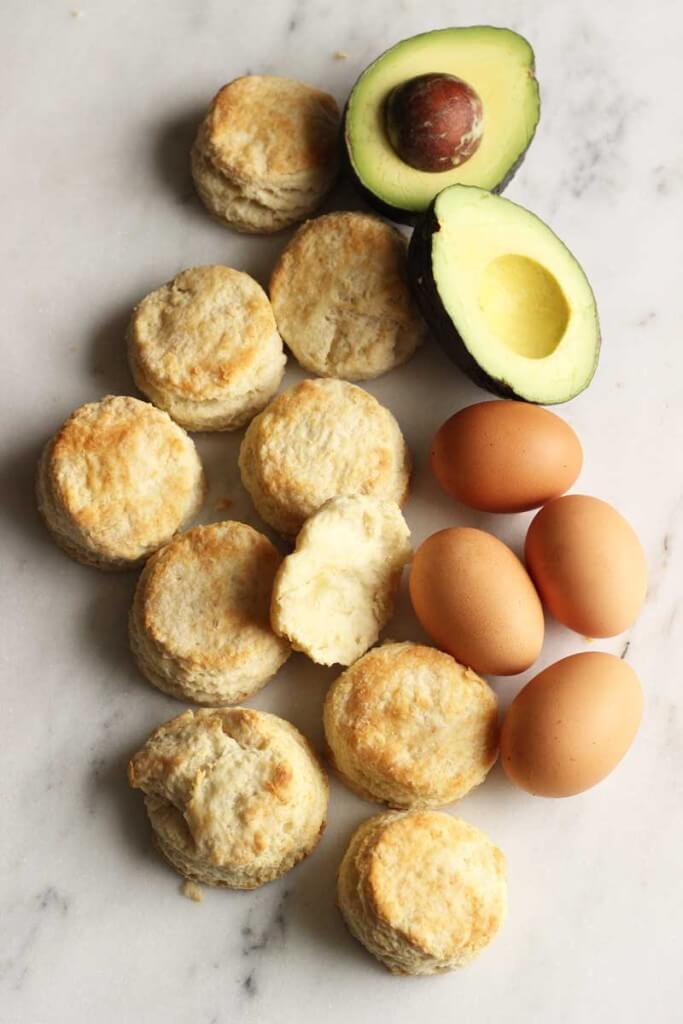 Tex-Mex Eggs Benedict