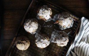 Chocolate Chip Espresso Muffins