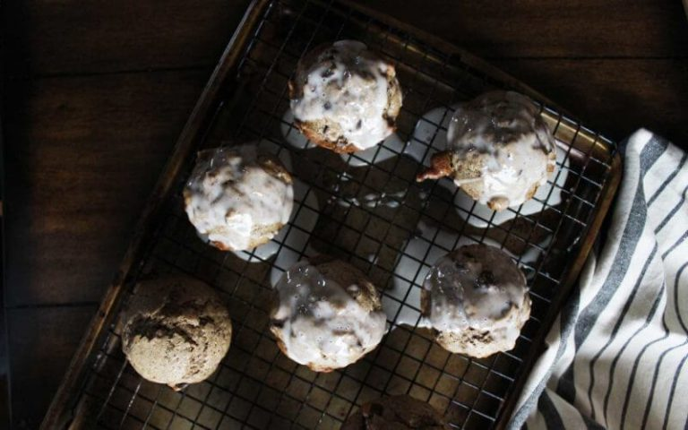 Chocolate Chip Espresso Muffins