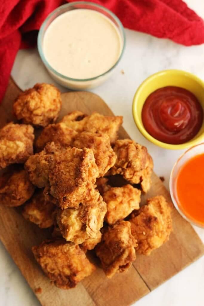 Easy Fried Chicken Bites
