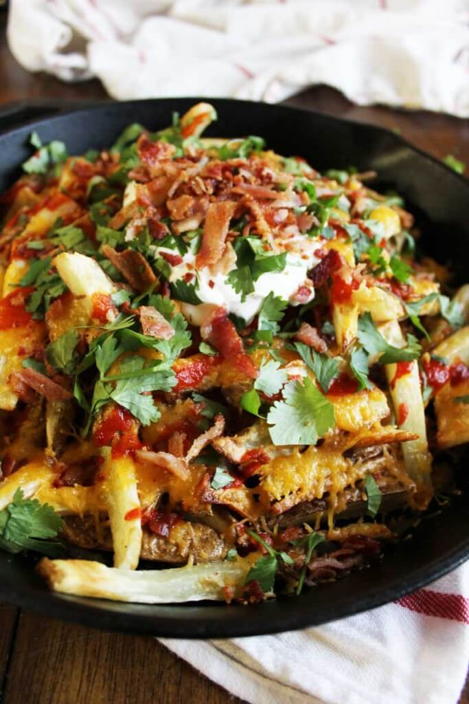 Smothered French Fries