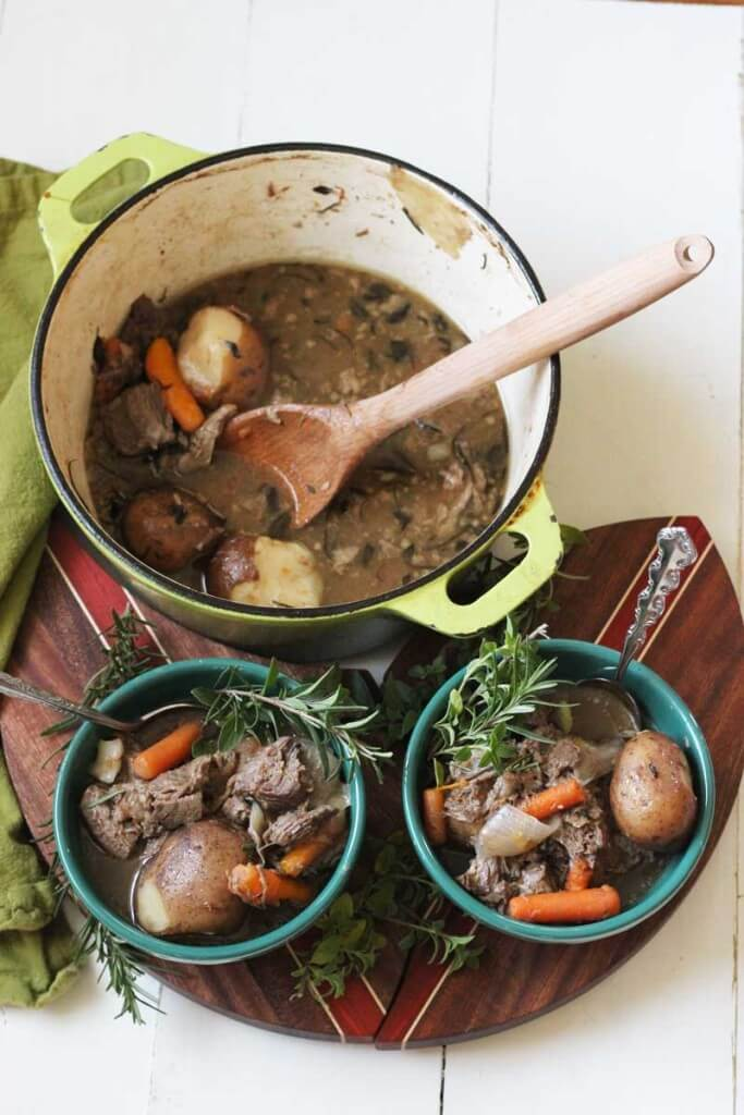 Hearty Pot Roast