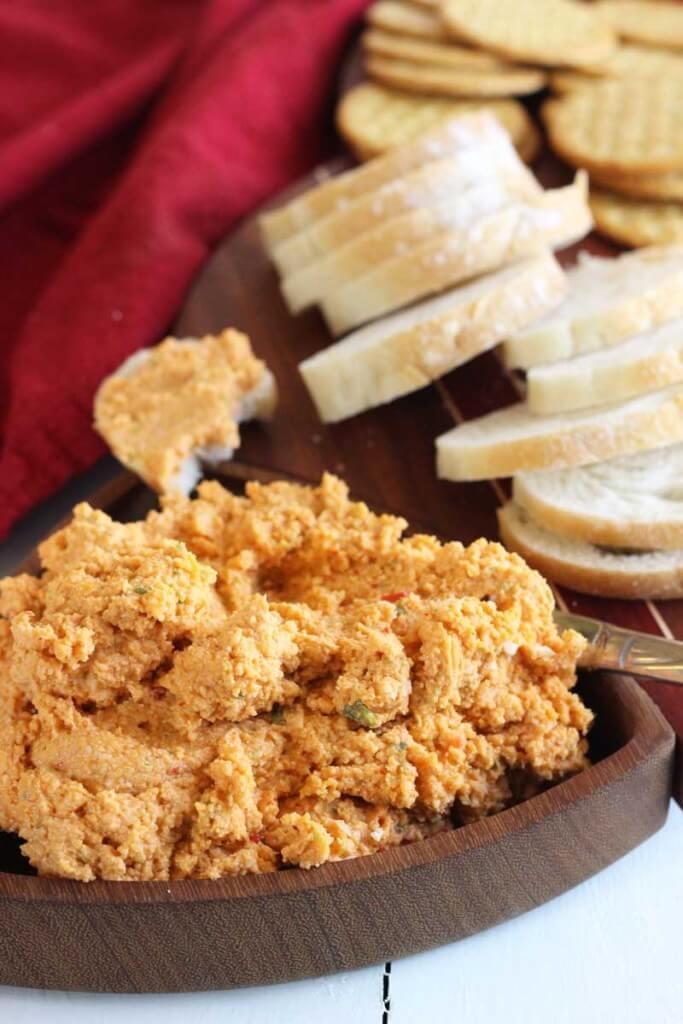 Spicy Jalapeno Pimento Cheese