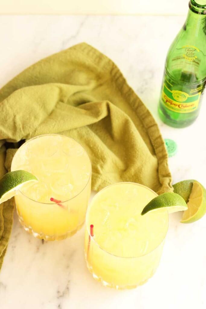 Orange Vodka Limeade