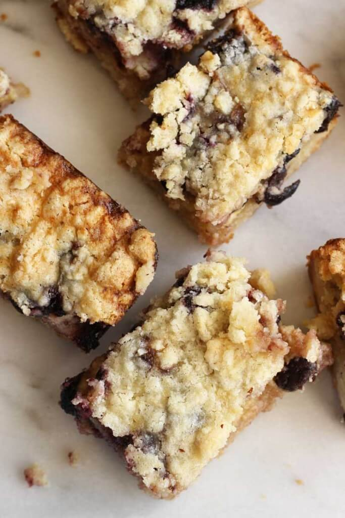 Cherry Almond Pie Bars