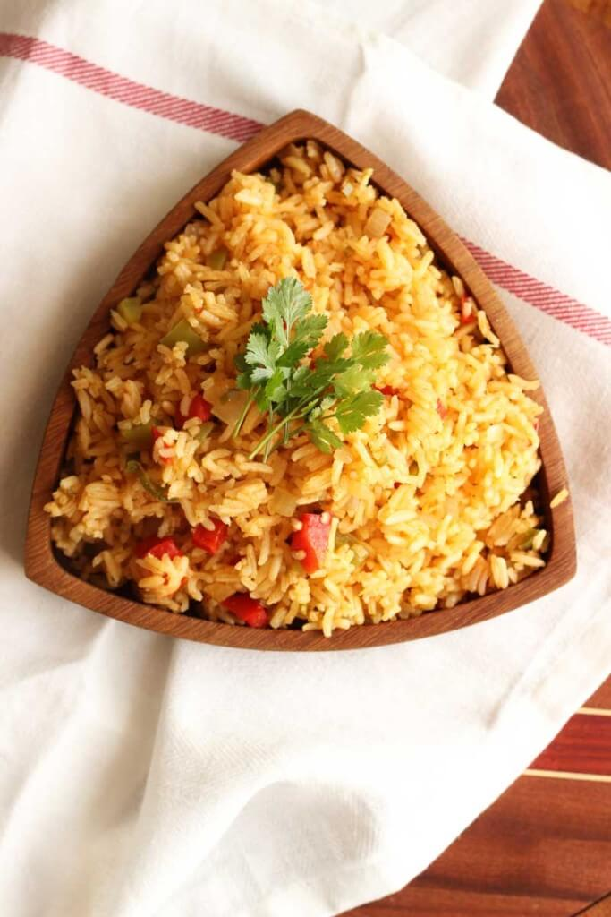Spicy Spanish Rice
